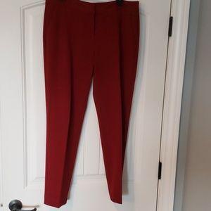 Halogen rust colored pants